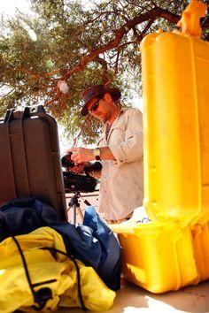 #Les #Stroud #Survivalist #Nature #Environmentalist #SurvivorMan on the way 2 #film #Grizzly #Bears #Wildlife #PhotoShoot <SMTV.net>