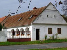 Bakonyi parasztház Magyarpolányban