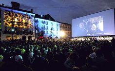 Festival del Film Locarno    You really can't miss THE event in our beautiful Locarno!