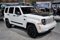 Jeep Liberty Artic Edition