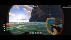 Subnautica: Ep 16 - Launching Crabs For Distance On The Aurora