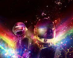 Música Daft Punk  Fondo de Pantalla