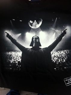If God is a #DJ, so does that mean #DarthVader is God!? #Trance #Music