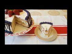 Tort cu fructe si crema din mascarpone super delicios - YouTube Tiramisu, Ethnic Recipes, Youtube, Desserts, Food, Mascarpone, New Years Eve, Tailgate Desserts, Deserts