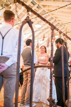 bride I groom I wedding ceremony