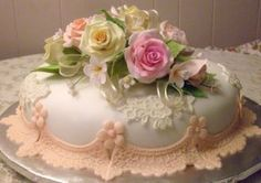 one of the prettiest cakes I've seen