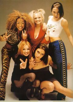 Spice Girls: Photoshoot #11 - 80 - ZIGAZIG HA! Gallery