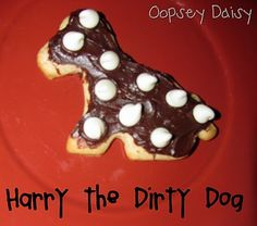 Harry the Dirty Dog and a few activities