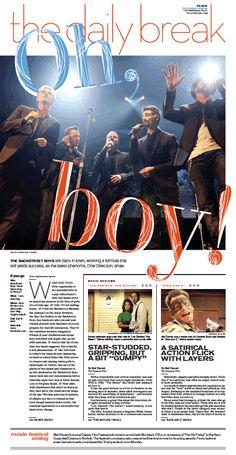 The Daily Break, Aug. 16, 2013.