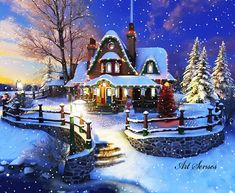 GIFS HERMOSOS: cositas navideñas encontradas en la web