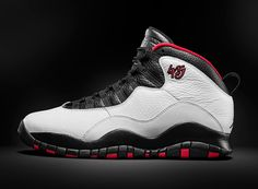 bf464cecfdd The Nike Air Jordan 10 Double Nickel is one of the most anticipated retro  releases of
