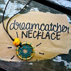 a few good things: dream weaver.