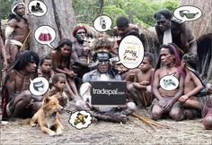 The Tribe is also on Tradepal