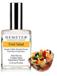 Demeter fruit salads| FOREVER