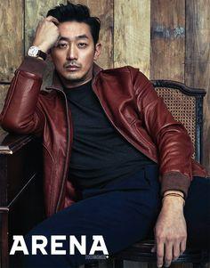 Ha Jung Woo | 하정우 | D.O.B 11/3/1979 (Pisces)