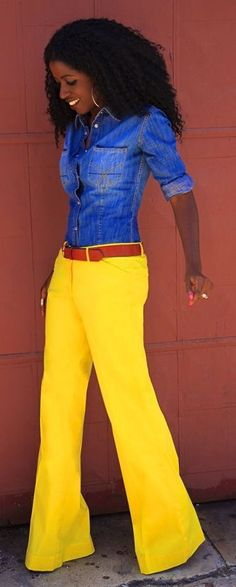 Yellow pants, outfits, fashion clothes enough, fashion my style, fashion mine, LK mine, fashion casual fashion outfits,
