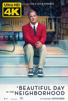 Directed by Marielle Heller. With Tom Hanks, Matthew Rhys, Chris Cooper, Susan Kelechi Watson. Based on the true story of a real-life friendship between Fred Rogers and journalist Lloyd Vogel. Fred Rogers, Tom Hanks, Movies To Watch Free, New Movies, Movies And Tv Shows, Hollywood Movies 2019, Zone Telechargement, French New Wave, Movie Dialogues