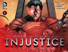 INJUSTIÇA: DEUSES ENTRE NÓS - Panini anuncia pré-venda de novo encadernado da dc comics ~ Falo o que gosto Universo Nerd e Geek - Filmes - Séries - Games - HQs - Quadrinhos e Super-heróis!