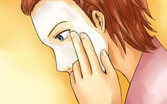 How to Get Rid of Blackheads. Blackheads usually occur when your pores becomes blocked by oil and dead skin. When the oil and dead skin are exposed to the air they oxidize, which turns them black. Beauty Tips For Skin, Health And Beauty Tips, Skin Tips, Beauty Secrets, Beauty Hacks, Hair Beauty, Skin Secrets, Beauty 101, Health Tips