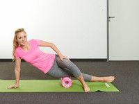 Gezieltes Faszien-Training ist wirksam gegen Cellulite