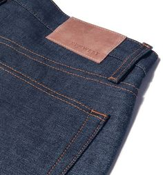 Japanese Selvedge (APC)