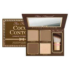 Image result for TOO FACED Cocoa Contour Kit