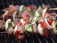 At Home Bistro: The Best Kabob Marinade