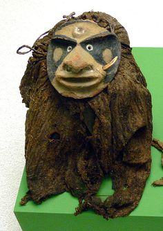 Vanuatu Maske 2 EthnM