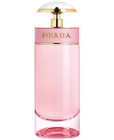 Prada Candy Florale, a delicious combination of florals and confections