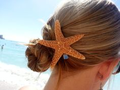 Hey, I found this really awesome Etsy listing at http://www.etsy.com/listing/121317514/orange-sugar-starfish-hair-clip