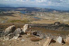 Chief Joseph Scenic Highway - Bighorn Mountains, Wyoming