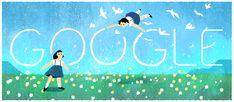 Misuzu Kaneko's 114th birthday #GoogleDoodle