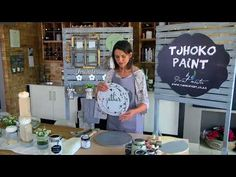 Hosted by Nadine Vosloo of Paintmaster, 'Live in Colour with Tjhoko Paint' will give you all the DIY inspiration you need to transform anything and everythin. Chalk Paint Furniture, Metal Furniture, Diy Interior, Interior Architecture, Home Channel, Using Chalk Paint, Outside Furniture, 1 Live, Happy Paintings