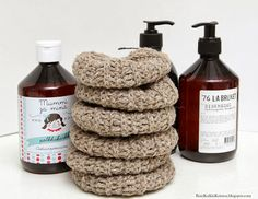 Little Gifts, Soap Dispenser, Handicraft, Crocheting, Crafts, Diy, Embroidery, Patterns, Knitting