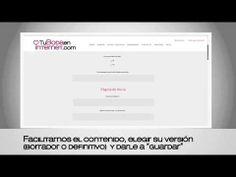 Video tutorial - Tu