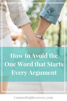 Communication skills | healthy communication | relationship advice | relationship quotes | codependent relationships | healthy relationships | Click to find out what that word is and how to avoid it! #conflictmanagement  #relationshiptips #anger