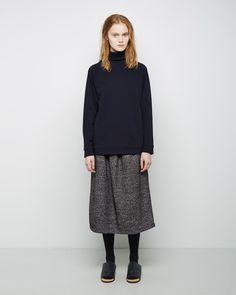 BASE RANGE | Loose Skirt | Shop @ La Garçonne