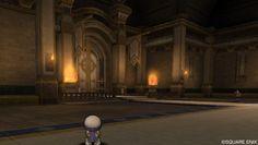 12/8三門の関所へ到着。城への関所は閉じられていて通過できない! 3つの蝶を探すことに。