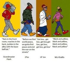 So true. What happened to the lyrical genius that once existed in hip hop?!?