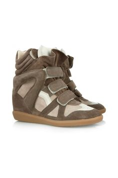 Sneakers high top de Isabel Marant