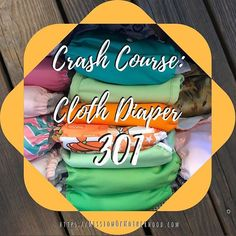 Crash Course Cloth Diaper 201 & 301 are on the #blog! Link in profile: https://ift.tt/2J13Vaw and https://ift.tt/2Kzdy5V . . . #clothdiaper #blogpost #clickinmoms #missionofmotherhood #momblog #makeclothmainstream #makeclothdiapersmainstream #flufflove #laundry