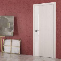 Interior and exterior doors by MilanoDoors, contemporary italian doors, modern wood doors. Exterior Doors, Interior And Exterior, Modern Wood Doors, Italian Doors, Munich, Glass Door, Modern Interior, Tall Cabinet Storage, Modern Design