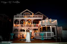 OBX wed reception house