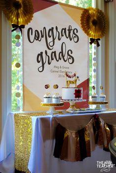 135 Best Graduation Party Ideas Images Childrens Party Teacher