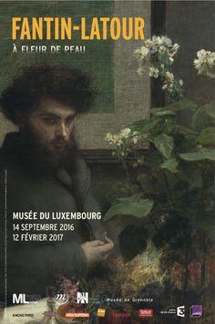 Fantin-Latour. À fleur de peau   Musee du Luxembourg