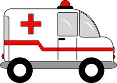 Ambulance Clip Art | Ambulance Clip Art Images Ambulance Stock Photos & Clipart Ambulance ...