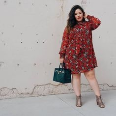 """681 Me gusta, 16 comentarios - The Curvy Fashionista (@thecurvyfashionista) en Instagram: """"Hey boo. How are youuuuuu doing?  Want to be featured? Make sure you are using the #TCFStyle…"""""""