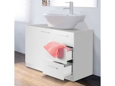 Meuble sous lavabo