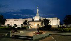 Detroit, Michigan LDS Temple