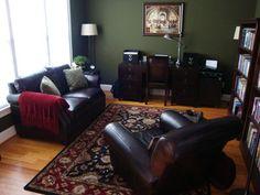 Psychotherapy office of E. Scott Warren, Ph.D., LPC, Warren Counseling Services, Chapel Hill, NC